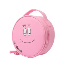 Style Nanda Cosmetic 3CE x BARBAPAPA Collaboration Official Pouch #3CE