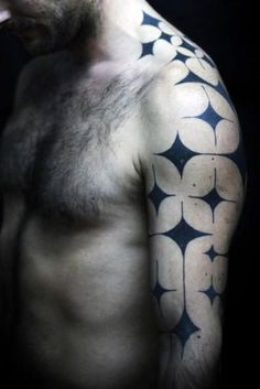 this reminds me of battlestar galactica. this is the star shape I want, but I want mine taller, less-balanced. and hollow. Best Star Tattoos, Star Tattoos For Men, Arm Tattoos For Guys, Men Tattoos, Star Sleeve Tattoo, Sleeve Tattoos, Steelers Tattoos, Skin Art, Get A Tattoo