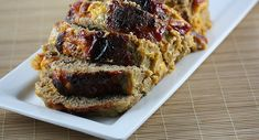 Cheesy Turkey Meatloaf Recipe