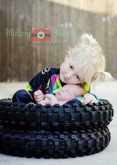 www.malloryfrancksphotography.com Facebook: Mallory Francks Photography Child Photographer. Brother and Sister. Motocross. Snuggles. Love. Newborns. Baby Boy. Toddlers. Fox Racing.