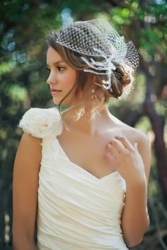 Wedding hairstyle with buns and side bangs. Bridal Accessories - Try Amber Sceats: https://t.cfjump.com/t/22400/14981/ or Try Bellucci Collection: https://t.cfjump.com/t/22400/730/