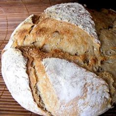 Pain de campagne au levain : 30 recettes de pains du monde - Journal des Femmes Cuisiner