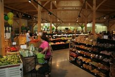 Richardson Farms Market.  I have heard a lot about this place.