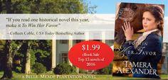 Tamera Alexander's 'Belle Meade Plantation series books 1-3'