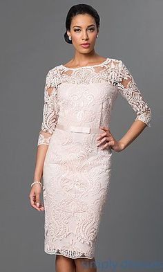 Mother of the Groom Dress Casual