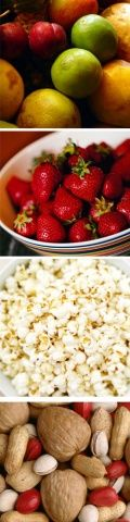 Healthy, inexpensive snacks to make as a family