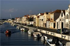 Photo: Susana Raab for The New York Times | Because of its canals, some call Aveiro the Venice of Portugal.