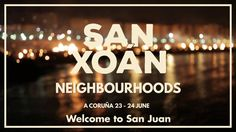 Get ready to jump, laugh and dance with your friends and your people! #SanXoán2016 #SanJuan2016 #NoiteMeiga #Galicia #Spain #Coruna