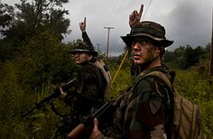 The Secret World of Extreme Militias - TIME