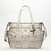 Diaper Bag! I dont have a coach bag and I want this one!!! I wanted a coach diaper bag with Marlie and never got one...