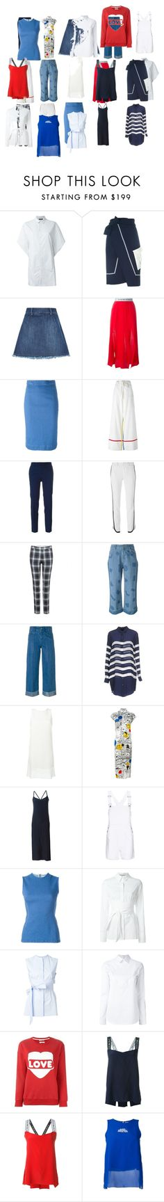 """""""Untitled #3824"""" by luciana-boneca on Polyvore featuring Each X Other"""