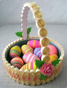 World's Photos: Colorful Easter Eggs