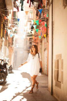 AROUND BARCELONA WITH MY MII BY MANGO - Lovely Pepa by Alexandra