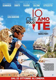 Io che amo solo te, il film di Marco Ponti con Riccardo Scamarcio e Laura Chiatti. Dal 22 ottobre al cinema.