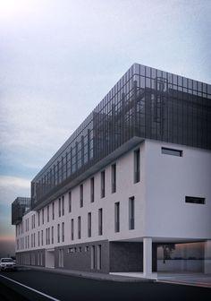 Residenze universitarie, Carlo Mollino - Cerca con Google