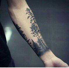 New ideas for tattoo arm men nature tree tat - New ideas for tattoo arm. - New ideas for tattoo arm men nature tree tat – New ideas for tattoo arm men nature tree - Forest Tattoo Sleeve, Forest Forearm Tattoo, Tree Tattoo Arm, Nature Tattoo Sleeve, Cool Forearm Tattoos, Body Art Tattoos, Sleeve Tattoos, Tattoo Nature, Tree Tattoo Sleeves