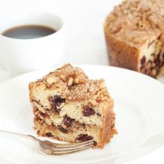 Cranberry Orange Coffee Cake Recipe « Go Bold with Butter