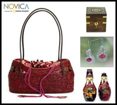 Novica ~ Unique Gifts From Around the World