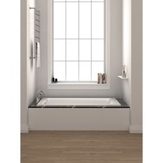 Fine Fixtures Extra Small 48 X 32 X Soaking Drop In Or Alcove Bathtub
