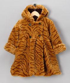 As soft and sweet as a marshmallow cloud, this precious coat is the epitome of cozy chic. Standout features include a cuddly fleece lining, hidden zipper with a button overlay, stylish bubble hem and darling hood to keep little heads warm and toasty.80% acrylic / 20% polyesterMachine wash; hang dryImported