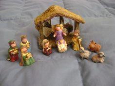 12 days of Christmas nativity