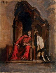 Confessionale : Mario Sironi