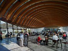 該餐飲橋@美國藝術在阿肯色州本頓維爾的水晶橋博物館: