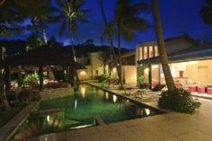 Vacation villa for rent in Patong Bay, Phuket, Thailand.