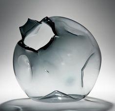 jeremy wintrebert glass | Found on vesselgallery.co.uk