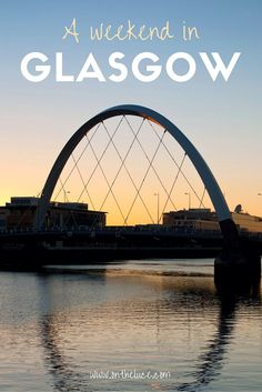 How to spend a weekend in Glasgow, with tips on what to see, do, eat and drink on a 48-hour escape to Scotland's city of culture.