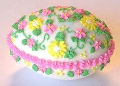 Sugar Easter Egg