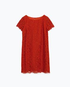 Image 6 of LACE DRESS from Zara