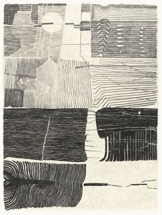womenartistszine:  Gego (Gertrud Goldschmidt)Untitled (1966)Lithograph