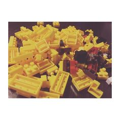 Lego. #yellow#nanoblock#nano#block#blocks#small#lego#figure#build#love#top#like