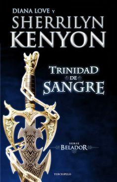 Trinidad de sangre - Sherrilyn Kenyon (Terciopelo) Fecha publicación: 06/03/2014