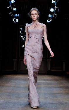 Georges Hobeika Couture Fall 2011 Fashion Show