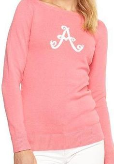 Lilly Pulitzer Fall '13- Marielle Sweater. Available in A, J, K, L, M