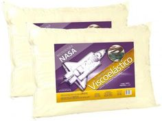 Kit Travesseiro Nasa Viscoelástico - Sonomax NS1206 2 Peças