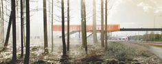 Rail Baltic Passengers Terminal | BAKPAK architects