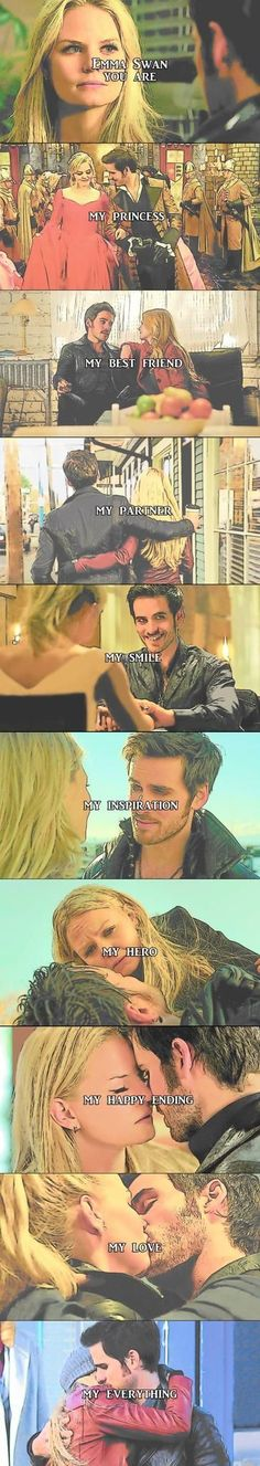 CAPTAIN SWAN>> I SHIP IT AND IM BARELY ON SEASON THREE! THE SECOND I SAW HOOK IM LIKE SHIP SHIP SHIP