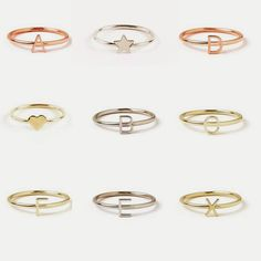 #harfliyuzuk #isimliyüzük #gümüş Jewelery, Personality, Wedding Rings, Engagement Rings, Jewlery, Enagement Rings, Jewels, Jewerly, Schmuck