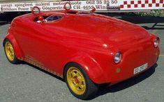 Fiat 500 barchetta (one of)