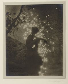 Anne Brigman : 'Stardust', c. 1910