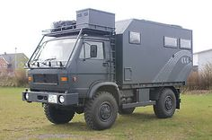 MAN 8.136 FAE 4x4 (new cases) than other camper in Owschlag