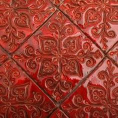 beautiful red tiles ...... <3 <3 <3 <3 <3 <3