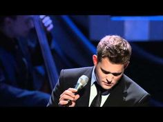 Ohh Michael Buble....if God will allow me to marry a man with Michael's voice I would be a pretty happy girl. :)