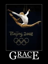 grace is my middle name seriously