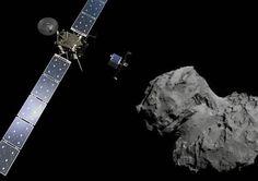 510 milyon kilometre uzaklıktaki 67P kuyruklu yıldızının yörüngesine Ağustos ayında oturarak bilgi toplayan Rosetta uzay aracından ayrılan keşif aracı Philae, yüzeye başarıyla iniş yaptı.