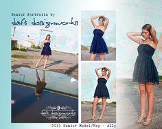 www.daftdesignworks.com, Ellettsville, Indiana, Daft Designworks, Senior, Portrait, Photography, Prom, Fashion, Water, Grunge, Bulding, Sparkle, Shoes, Romantic, Warehouse, Aqua, Colbalt,