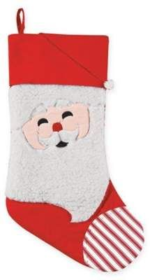 Bed Bath And Beyond Christmas Stockings.Bed Bath Beyond 20 Inch Quilted Santa Claus Christmas